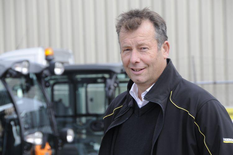 Anton Kocken productspecialist en verkoper bij Kärcher Municipal Benelux