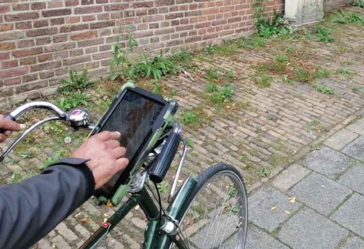 Schouwer bij Van de Haar Groep, inspecteert beelden en maakt met Jewel Takenopname quickscans in de wijk. Op basis daarvan worden taken aangemaakt in Jewel Taken.