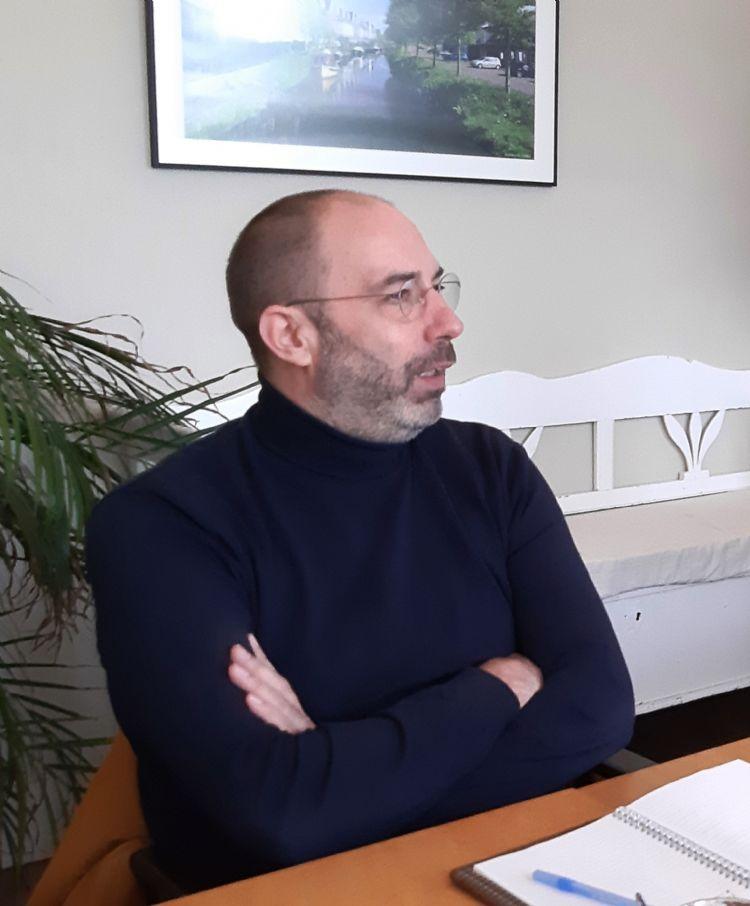 Ivo de Groot, algemeen directeur van Wolterinck