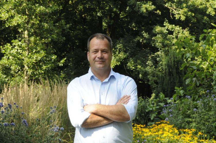 Gerben de Boer, directeur van De Eijk Groep