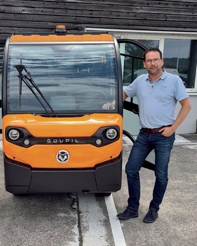 Martijn Beekwilder (Van Blitterswijk Eco-Mobiliteit)