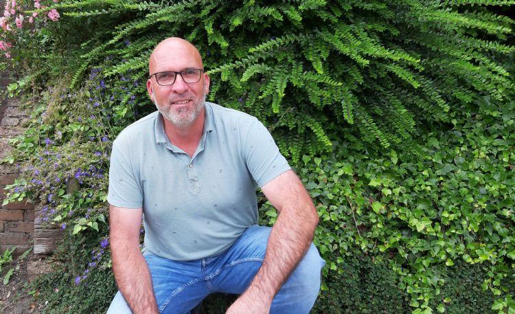 Jan Krijnen: 'Ik zie dat bermen een stuk bloemrijker zijn en zie in de zomer meer insecten dan tien jaar geleden.'
