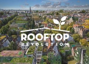 Rooftop Revolution groene daken, uitzicht dak-natuur