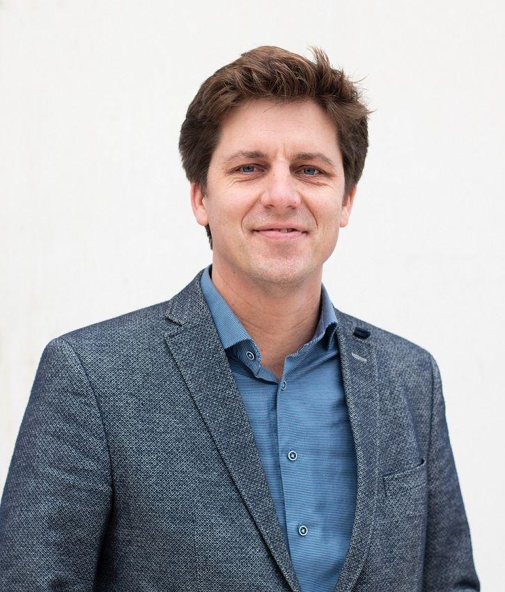 Friso Klapwijk, directeur MetroPolder company