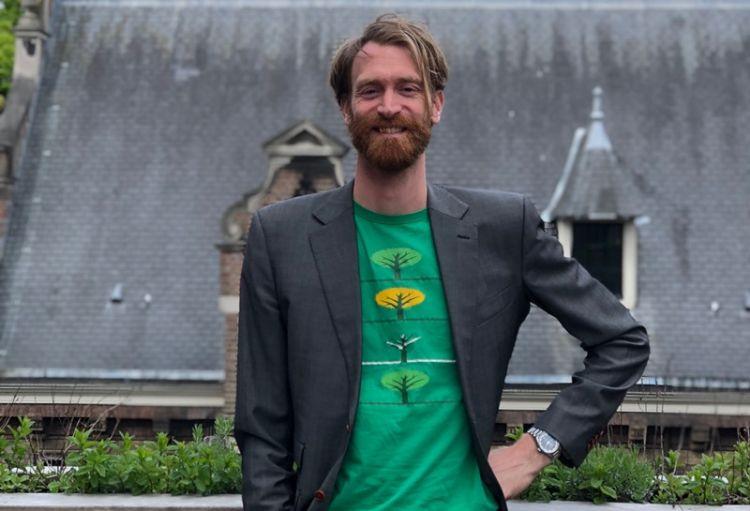 Jan Henk Tigelaar, directeur Rooftop Revolution
