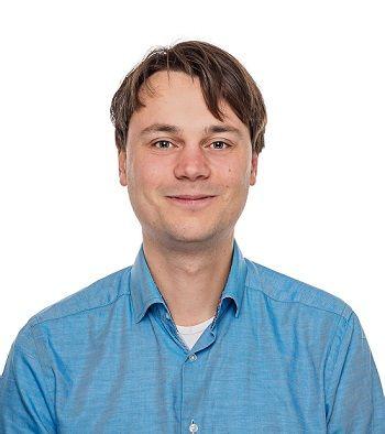 Jarren Verbeek, specialist GIS en remote sensing bij Cobra Groeninzicht