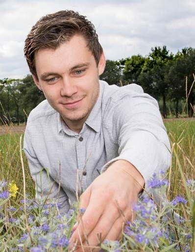 Guido Maas, ecoloog bij Pius Floris Boomverzorging, een onderdeel van Dolmans Landscaping Services