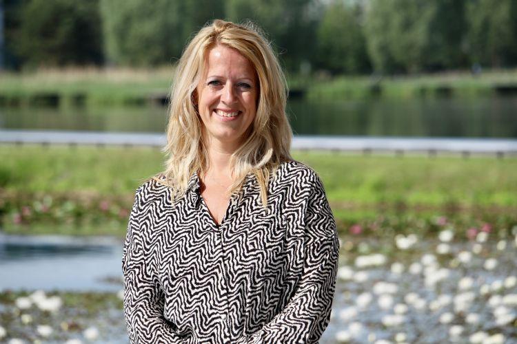 Anne van Wijchen, contractmanager bij HTCE