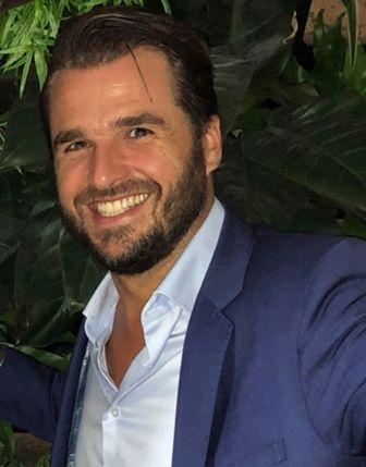 Mart Hoppenbrouwers, commercieel directeur bij Dolmans Landscaping Services