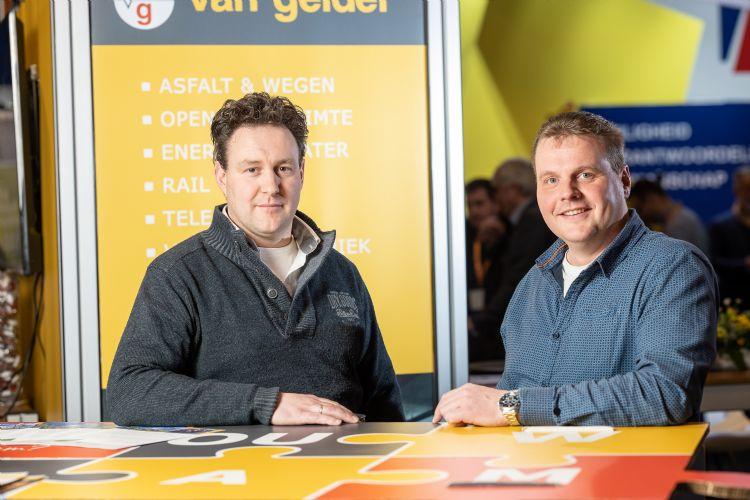 Johan van den Herik en Corné van den Berg