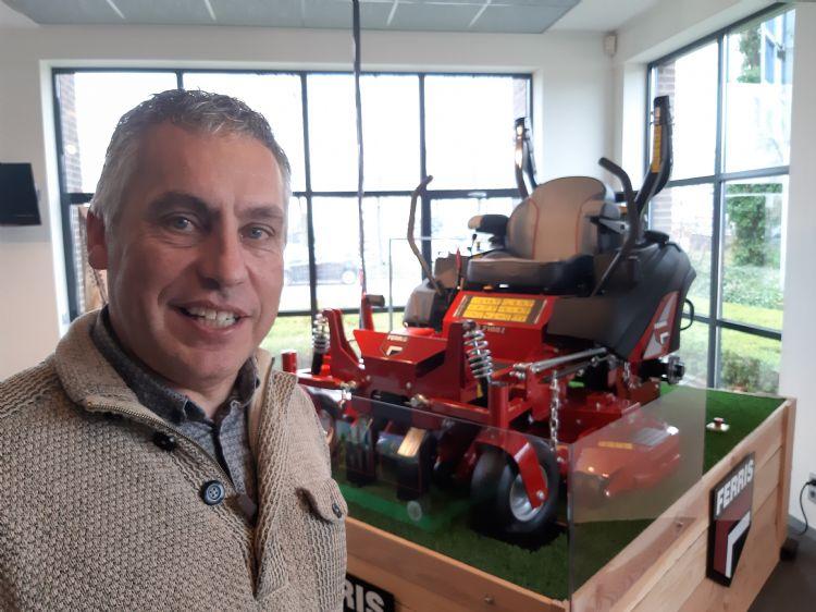 Volgens Michaël van der Lienden (Van der Haeghe) zijn tractoren met motoren boven de 19 kW echt een totaal ander verhaal