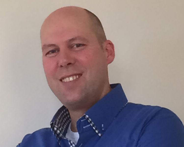 Commercieel directeur Freddy Evers: 'Het team van Inhetgroen is kleurrijk in alle opzichten.'