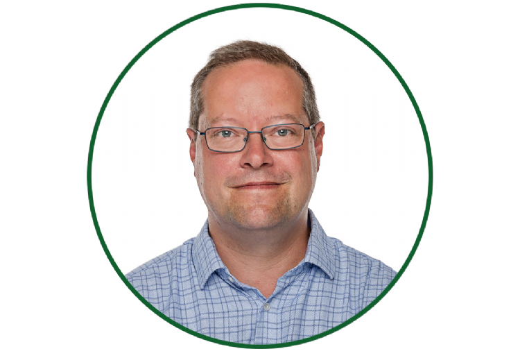 Dirk Voets, senior adviseur, specialist remote sensing, modelleur.