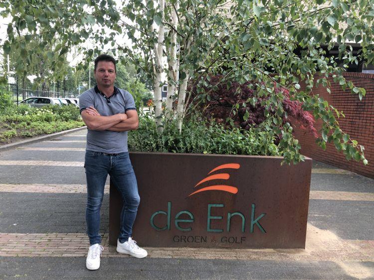 Eric van Velzen: 'Om het milieu te sparen werken we ook volgens het principe van een papierloos kantoor.'