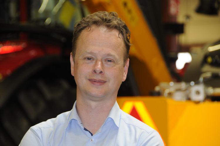 Ceo van de Dutch Power Group, Michel de Vries.