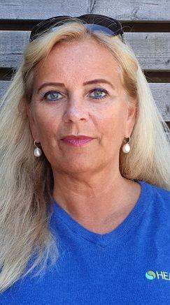 Cecilie Ruud, medeoprichter en business development director van de Heatweed Group in Noorwegen