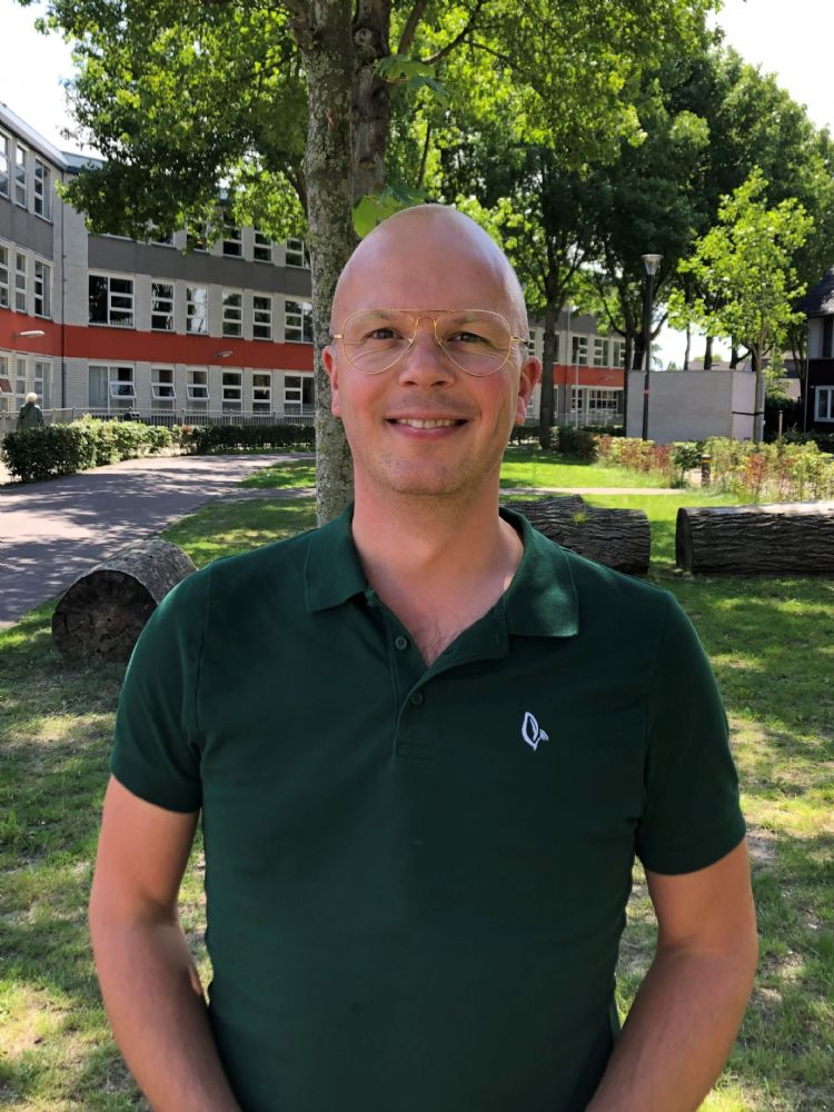 René Voogt, ontwikkelaar en oprichter Connected Green