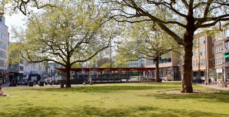 Gele Rijdersplein, Arnhem