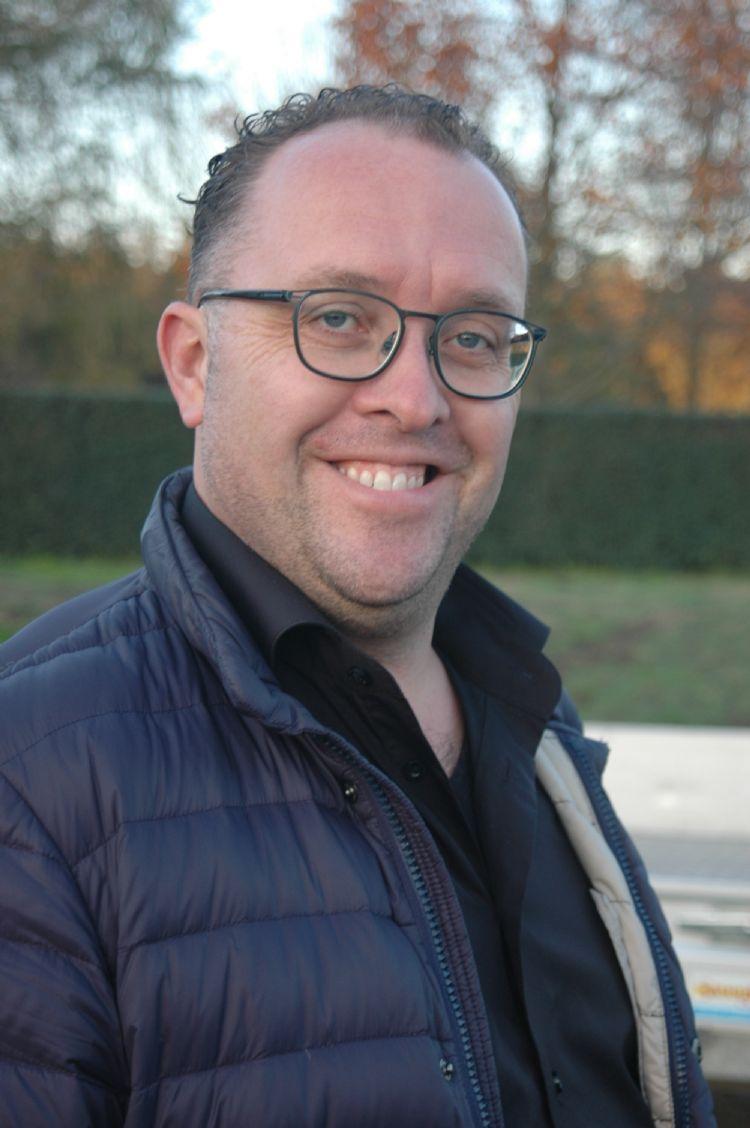 Rob Vercoulen, bedrijfsleider Noord-Limburgs Groen