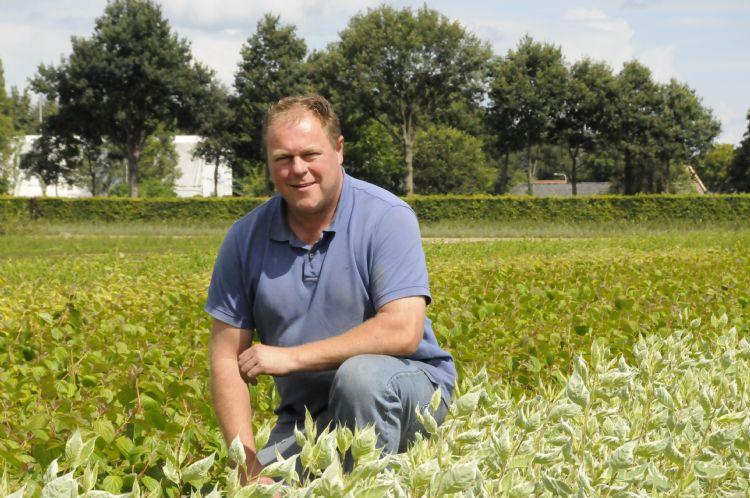 Henk de Bie: 'We zijn reserve en nummer één mag eerst leveren.'