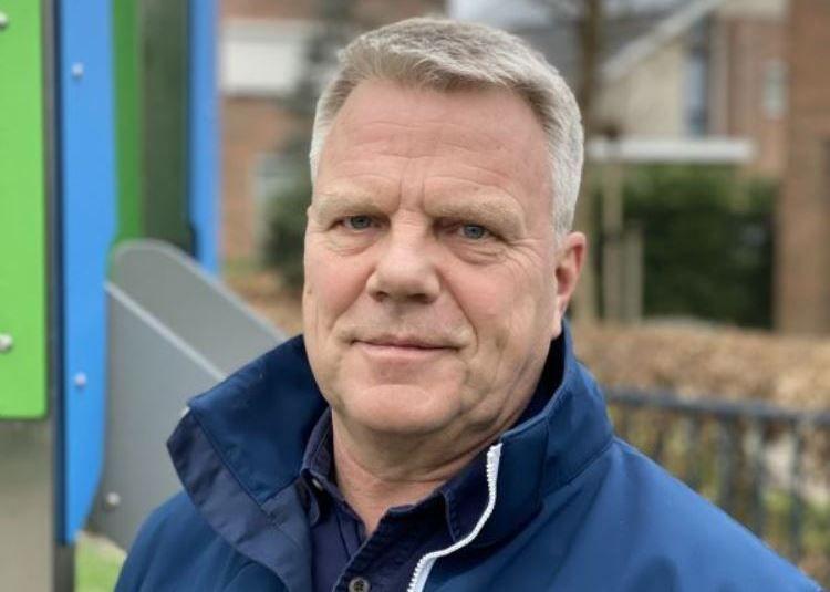 John Bakker, eigenaar van Hercules Speeltoestellen