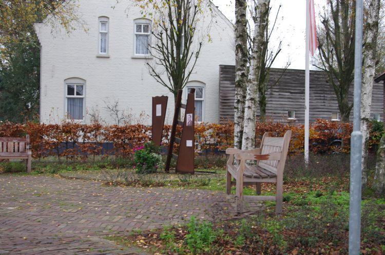 Omwonenden van het Burgemeester Smuldersplantsoen in Middelbeers willen graag helpen bij het onderhoud.