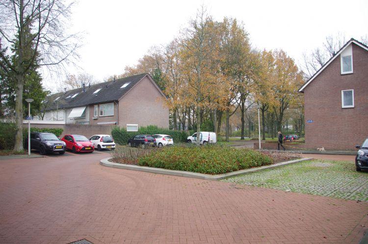 Veel aandacht voor waterberging bij de herinrichting van pleintjes in de wijk De Drossaard