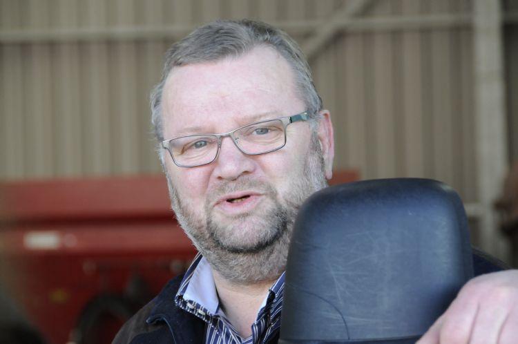 Theo van Eijden, adviseur LM Trac bij Pols, kan tot zijn tevredenheid melden dat de servicegraad en de onderdelenvoorziening weer op het niveau zijn dat LM nastreeft.