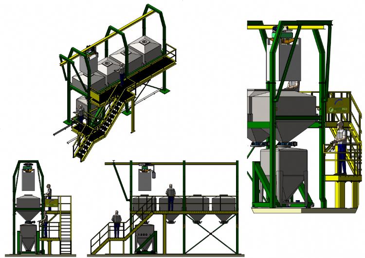De nieuwe machines van Normeco zetten in op schaalvergroting