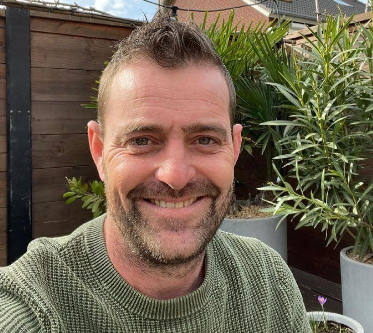 Tim Schreurs, regiomanager bij Attender Groen