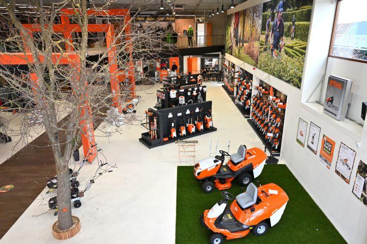 Vorig jaar opende Poel Bosbouw een nieuwe locatie in Veghel.