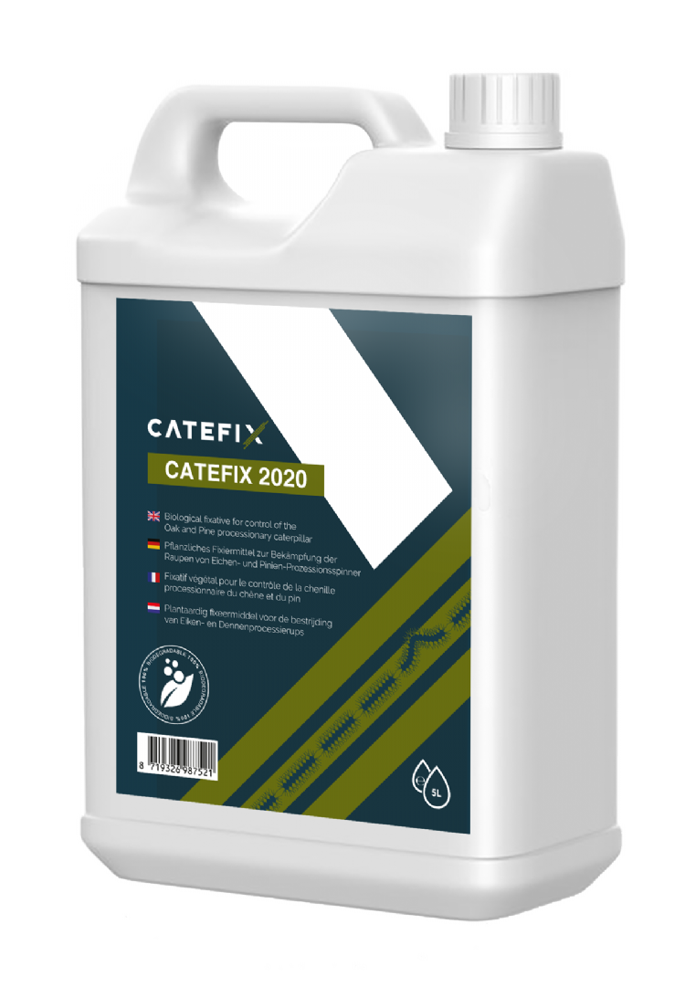 5-literflacon Catefix