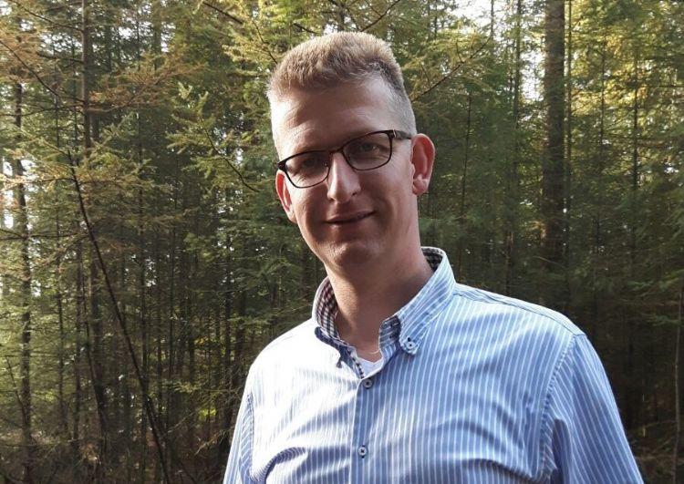 Dirko van den Tol, projectadviseur en daktuinspecialist bij Binder Daktuinen.