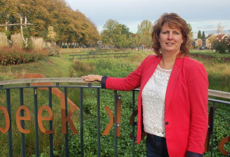 Silvia Fleuren, wethouder Berg en Dal