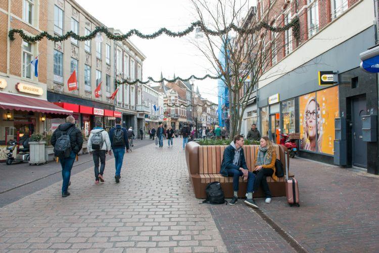 De Hamstraat in Roermond