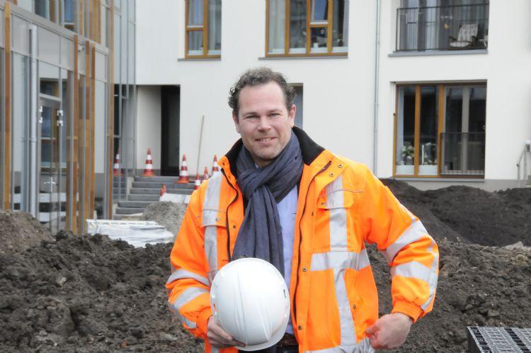 Erik Punt, algemeen directeur van Eijkelboom bv