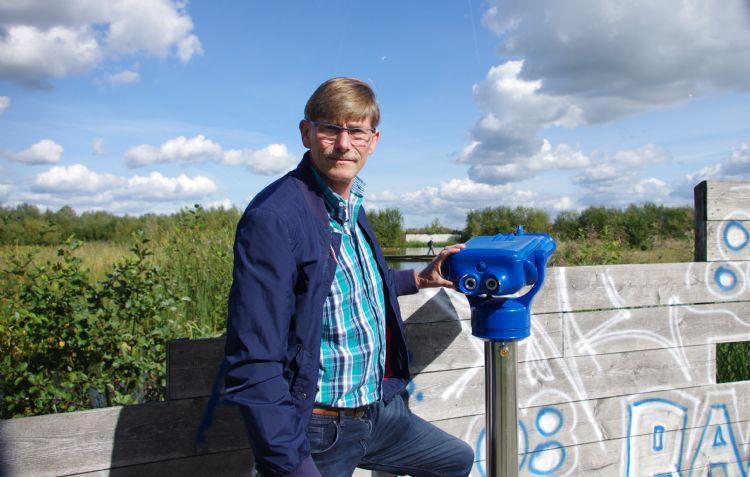 AWP-voorzitter Ron van Megen: 'Burgers zijn slecht vertegenwoordigd bij de waterschappen.'