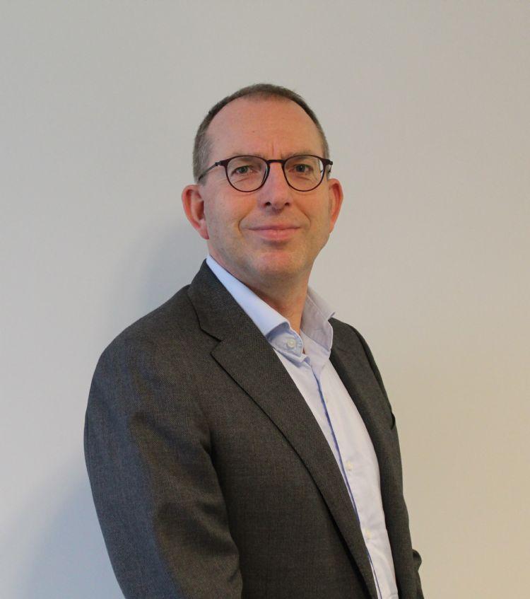 Edward van der Meijden, voorzitter VTN