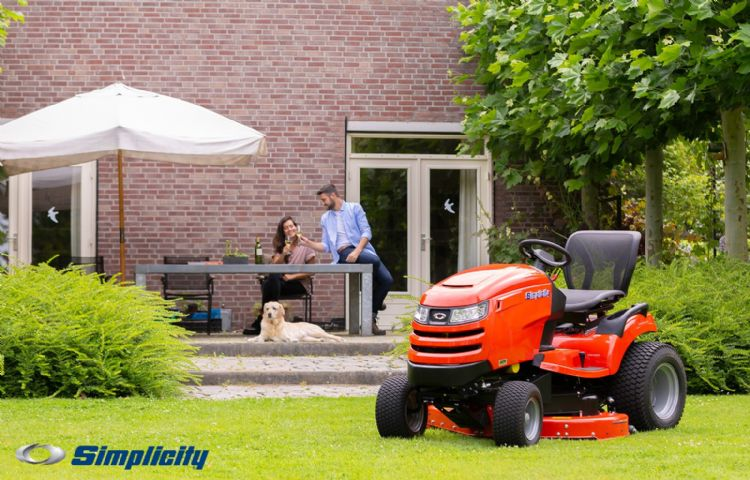 SYT 510 Conquest zitmaaier