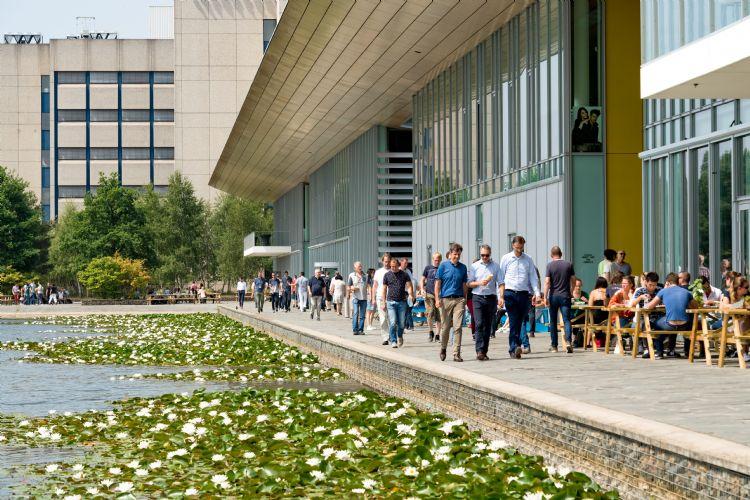 High Tech Campus Eindhoven (HTCE) is hard op weg om in 2025 de duurzaamste campus van Europa te zijn.