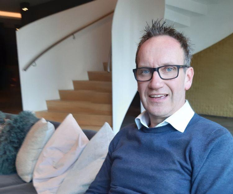 Bertho Hol, accountmanager Gebr. Bonenkamp