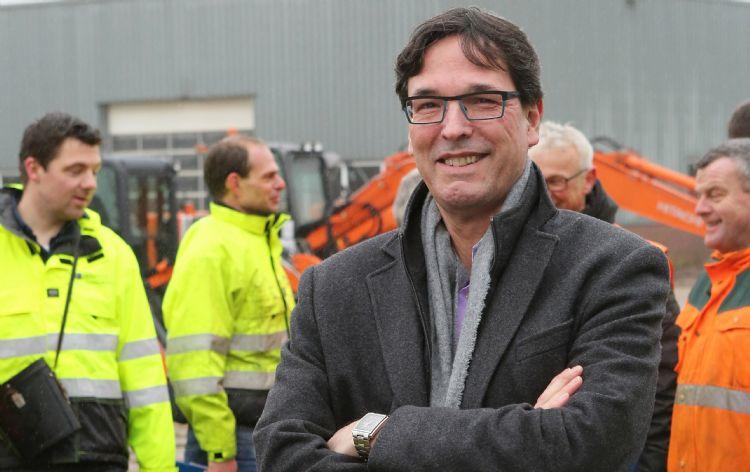 Erik Poelman, directeur IPC Groene Ruimte