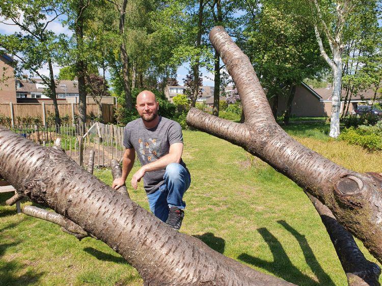 Mark Rook, technicus spelen bij de gemeente Almere