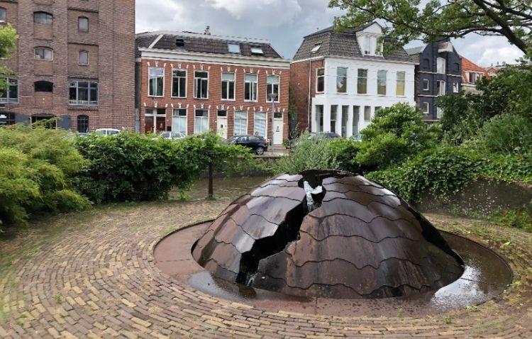De Natuurtuin in Groningen. Foto: De Enk Groen & Golf