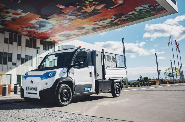 De Goupil G6 van Van Blitterswijk Eco-Mobiliteit