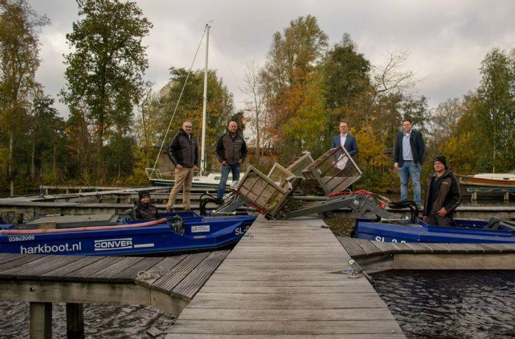 Michel de Vries, managing director Dutch Power Company: 'Na de overname van de Fishprotector, is de samenwerking tussen Conver en Harkboot.nl een volgende mooie stap in het maatschappelijk ondernemen met oog voor de natuur.