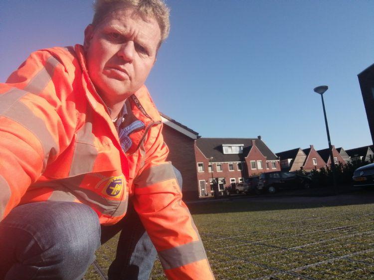 Patrick de Bourgraaf is beleidsmedewerker civieltechniek bij de gemeente Bunschoten-Spakenburg.