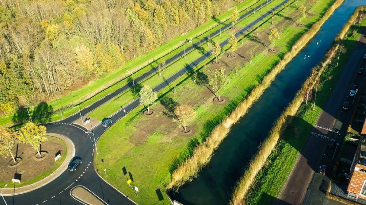 De Godendreef in Almere. Foto: gemeente Almere