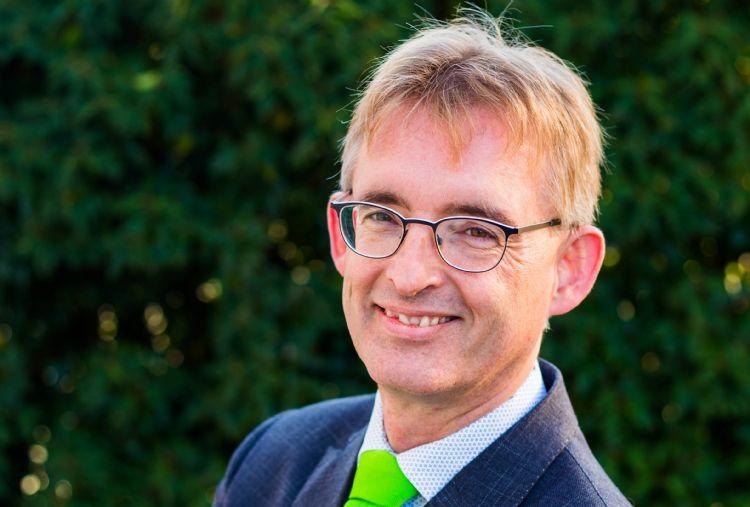 Dick Oosthoek, directeur Stichting Groenkeur