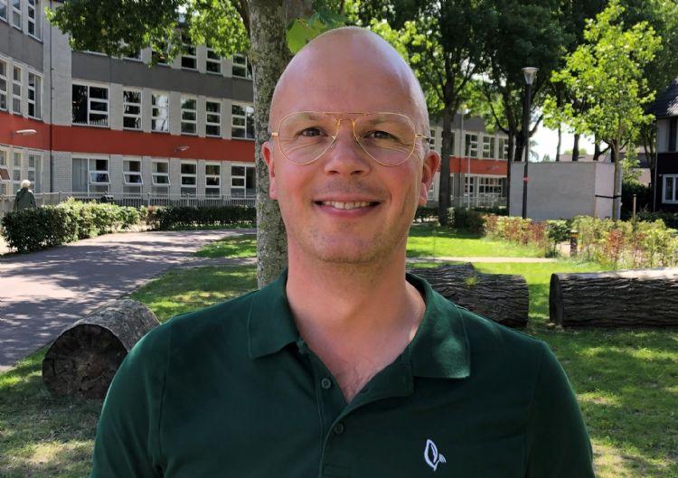 René Voogt, oprichter en eigenaar van Connected Green